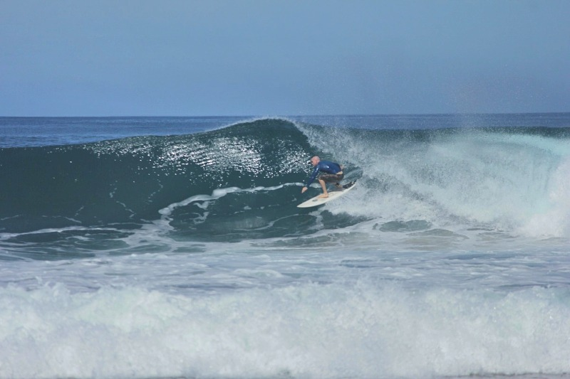 Ziran Crew David Kress getting some great waves last month in Sumatra Indonesia! 自然成員David跟好好的浪在印度尼西亞上個月
